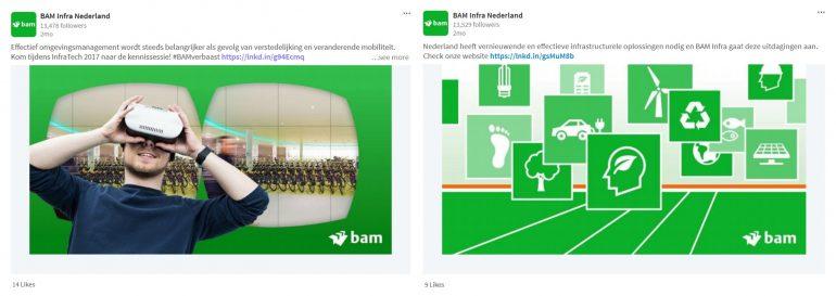 BAM-voorbeleden LinkedIn Conversion Tracking
