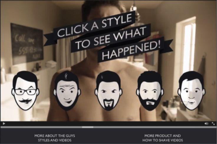 meerkeuze interactive video