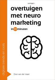 Boek cover Overtuigen met neuromarketing