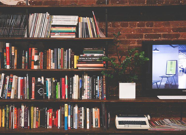 boeken bureau