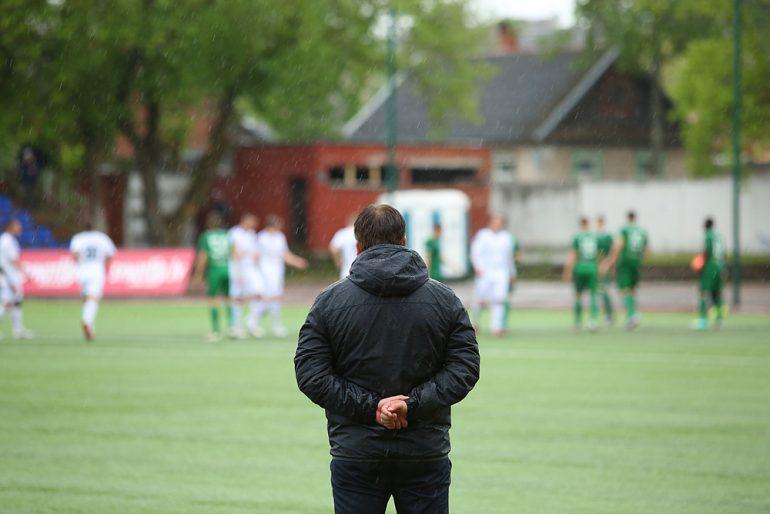 Voetbalcoach
