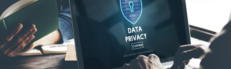 Data privacy.