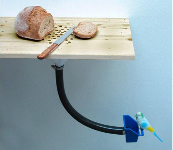 Van broodkruimels naar goed idee