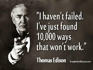Edison was een creatieve geest