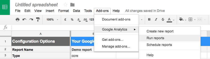 googlesheetsdraairapporten