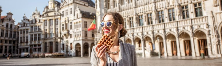 Belgische markt header