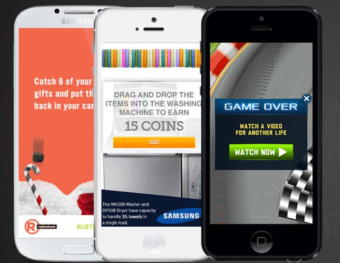 In-app advertenties leveren de ontwikkelaar geld op