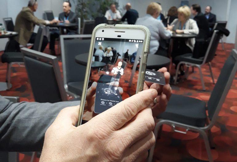 Augmented Reality met Shazam