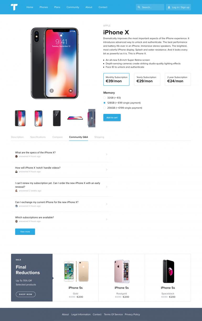 Productinformatie naast user generated content