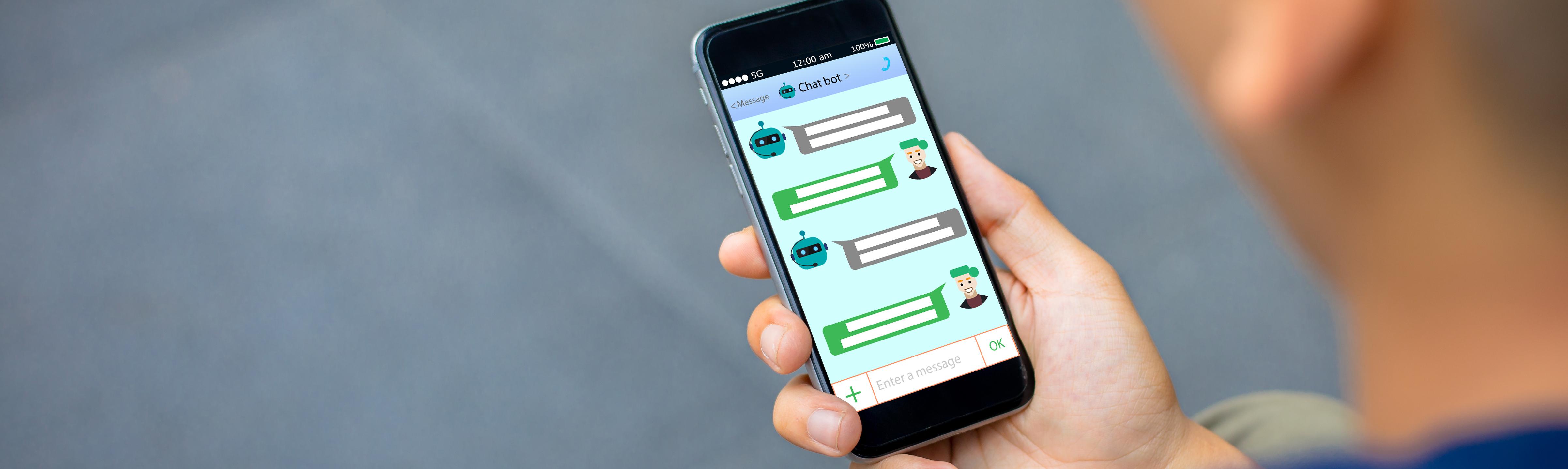 Chatbots: de interessantste toepassingen voor jouw organisatie - Frankwatching