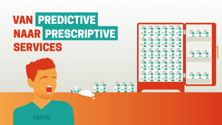 Van predictive naar prescriptive services