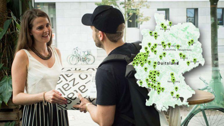 Tiramizoo's stedelijke aanpak in Duitsland