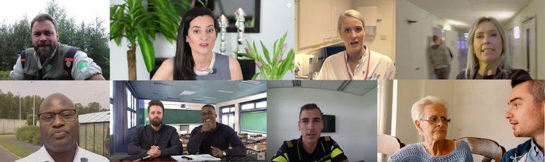 vloggend personeel