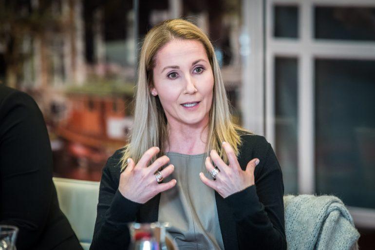 Ingeborg van Beusekom LinkedIn Most Engaged Marketeer