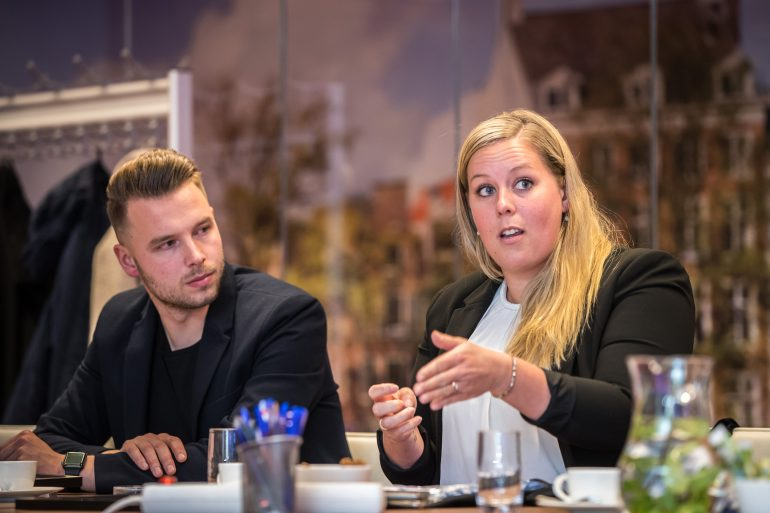 LinkedIn Most Engaged Marketeer Louise Radoor Larsen