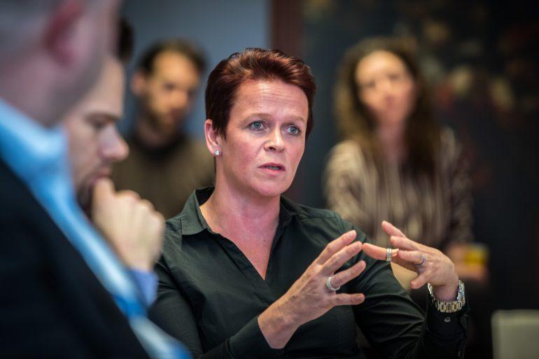 LinkedIn Most Engaged Marketeer Manon Bemelmans-Smulders
