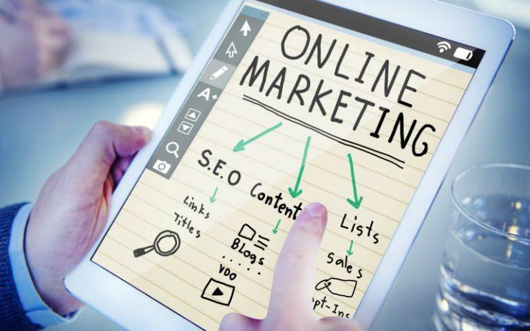 SEO en online marketing