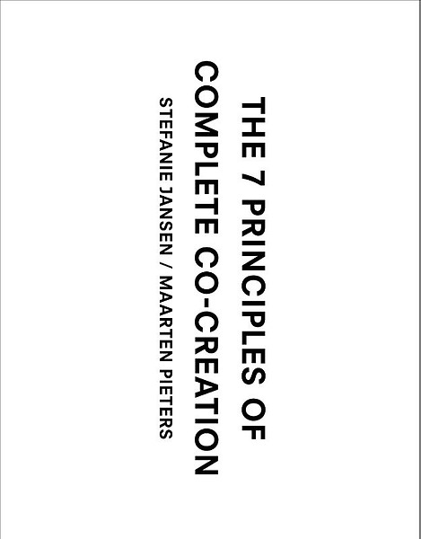 7 principles of cocreation