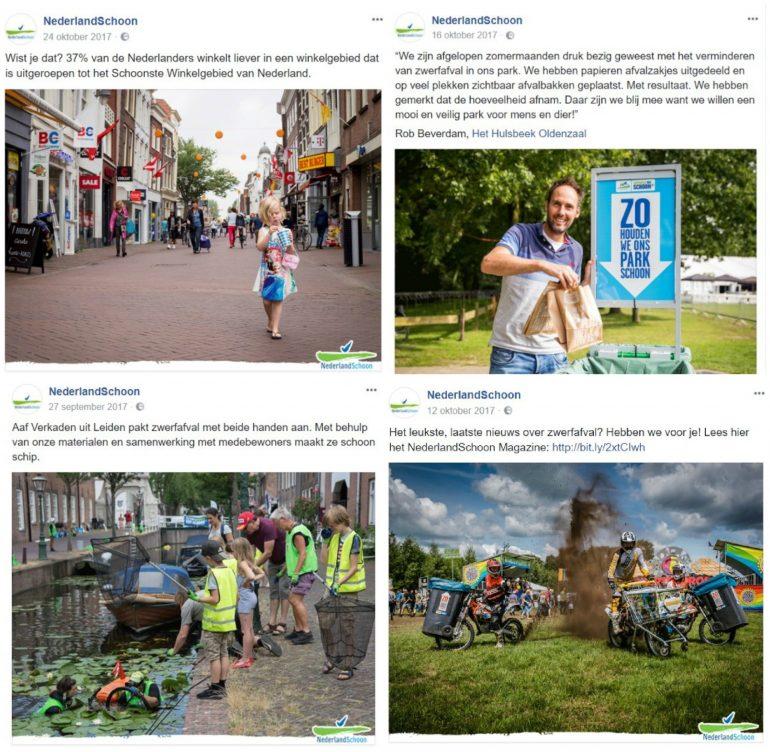 Nederland Schoon Social Media