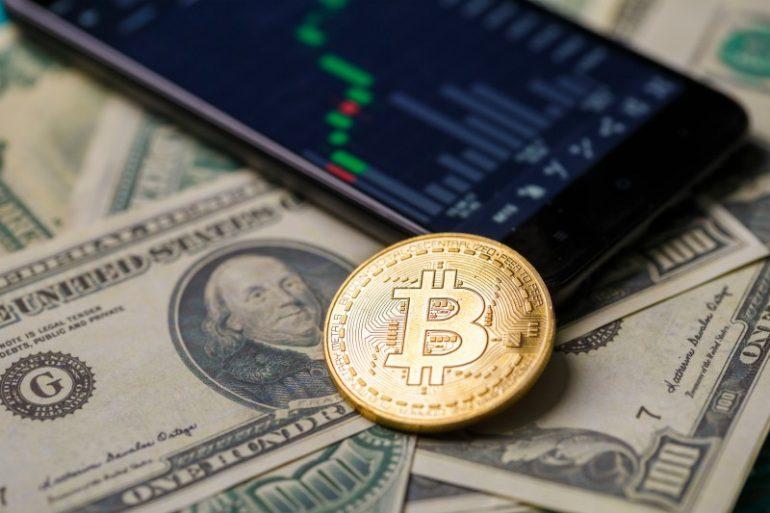 bitcoin geld smartphone