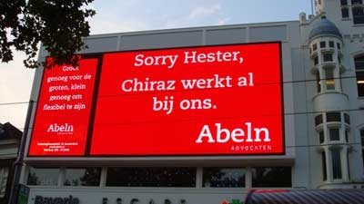 guerilla recruitment Abeln