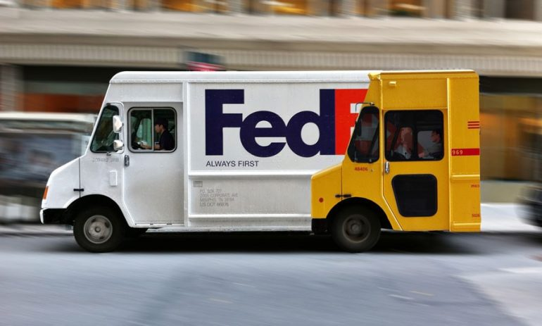 guerilla recruitment FedEx