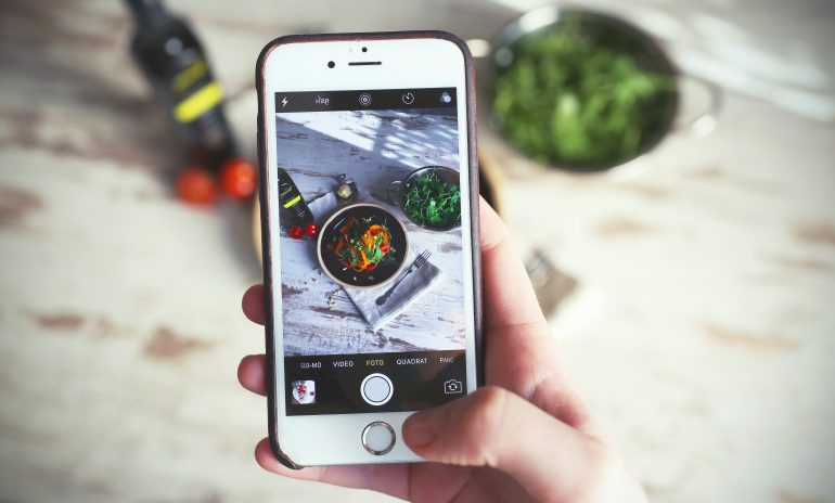 influencer marketing instagram food fotografie