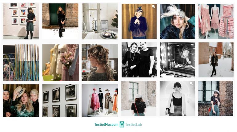 Influencerscampagne TextielMuseum