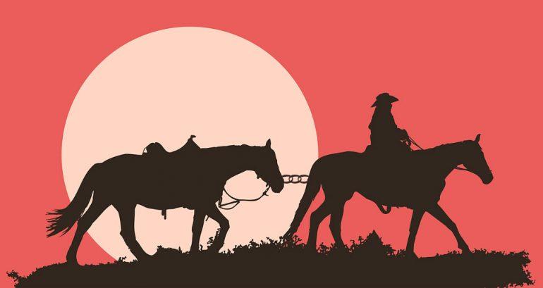 Linkbuidling cowboy metafoor