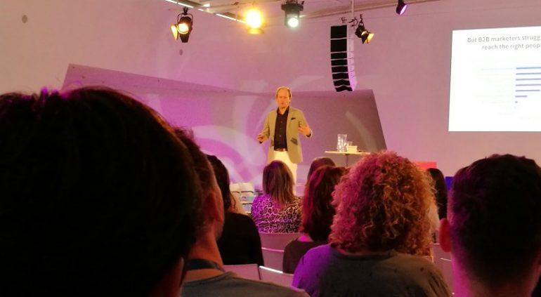Marcel Molenaar over LinkedIn