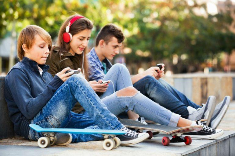 jongeren smartphones