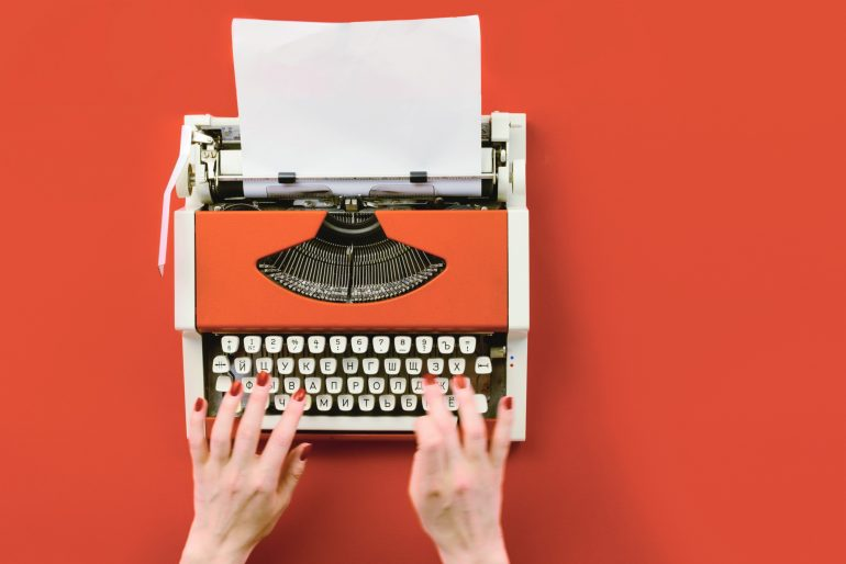storytelling writer