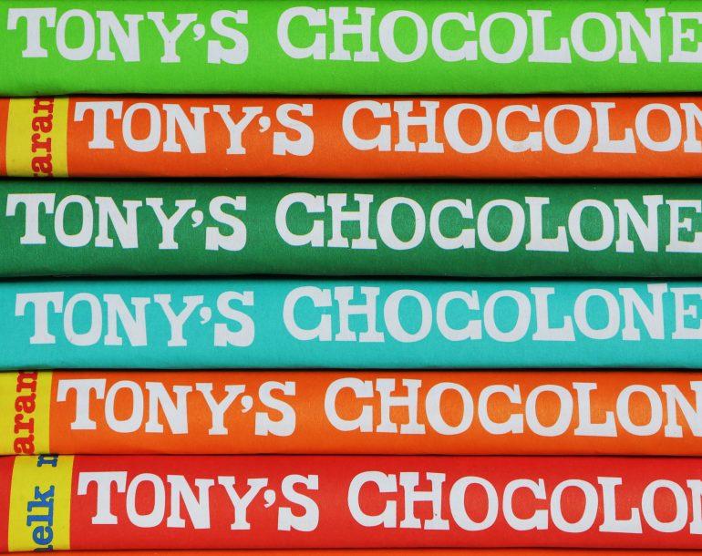 tony's chocolonely's storytelling
