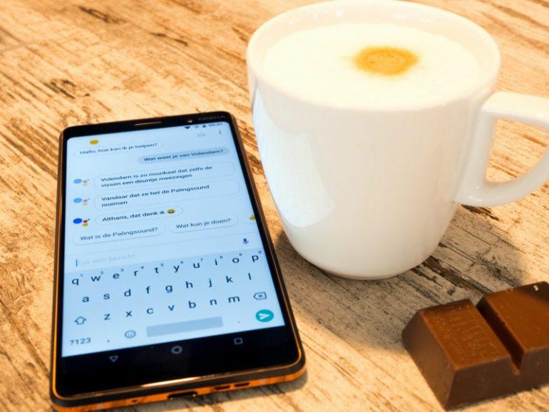 Google Assistent Nederlands