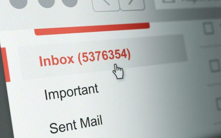volle inbox