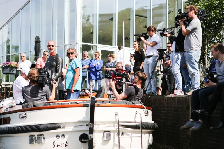 Maarten van der Weijden 11stedenzwemtocht test