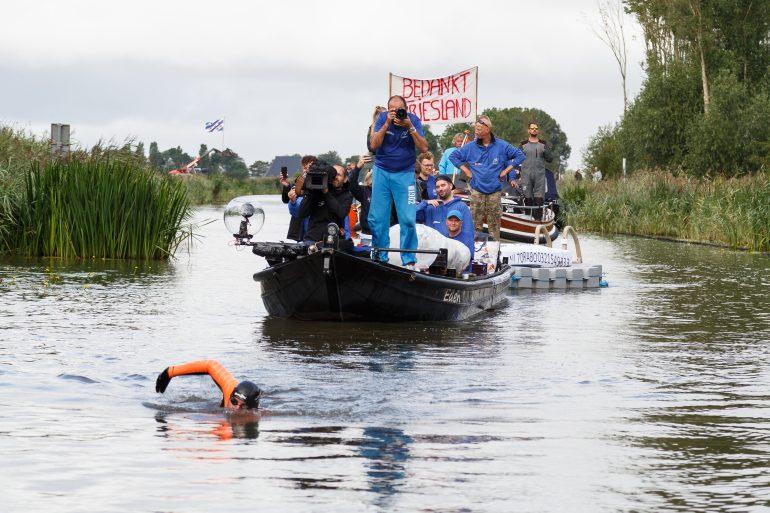 Maarten van der Weijden 11stedenzwemtocht OBR