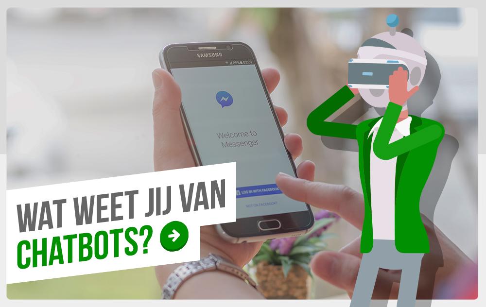 Wat weet jij van chatbots? Doe de quiz