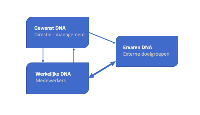Zakelijk DNA contentmarketing