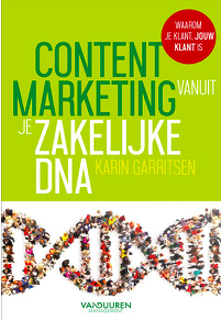 Contentmarketing zakelijk DNA