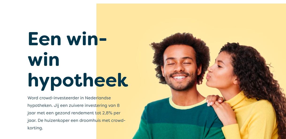 hypotheek crowdfunding
