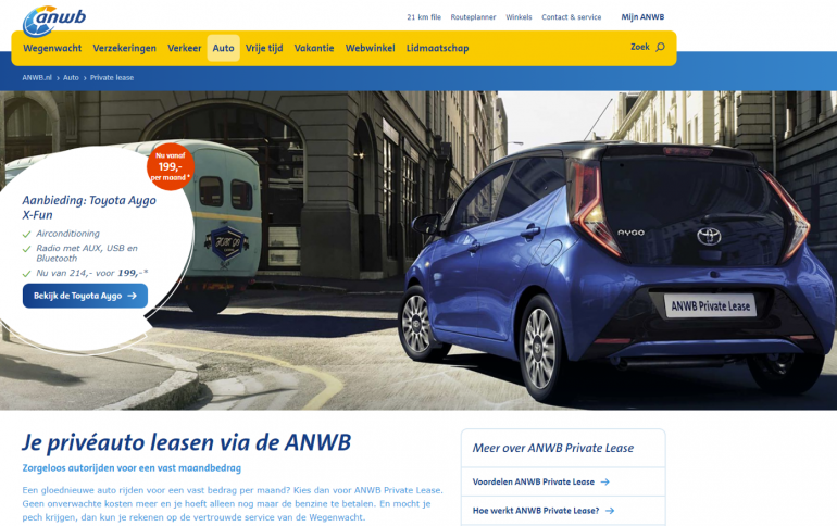 anwb 7 screenshot website