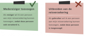 User experience in user stories voor een verzekering