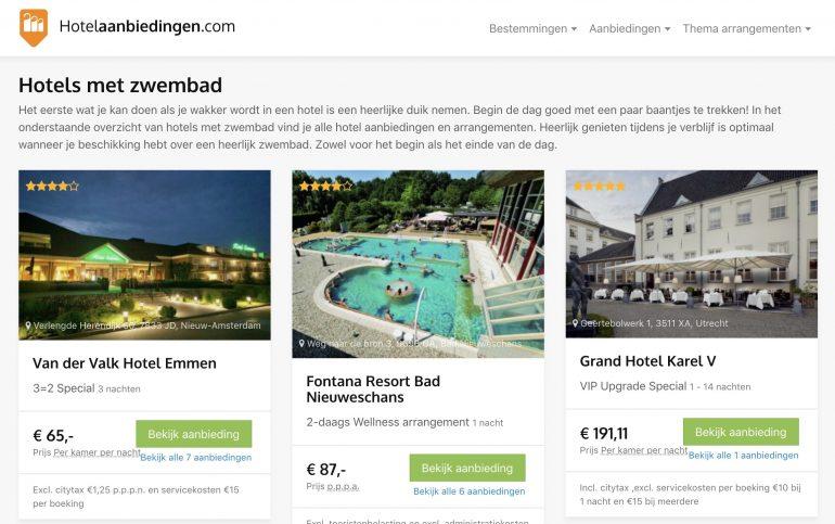Hotelaanbiedingen.com