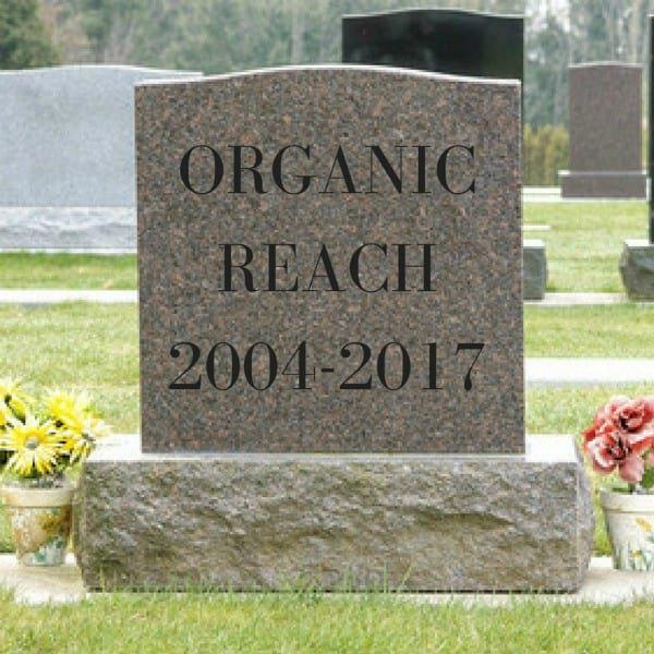 organic reach linkedin