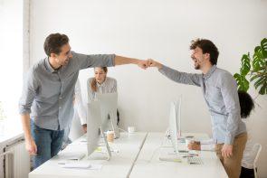 energie van anonieme online samenwerkingen