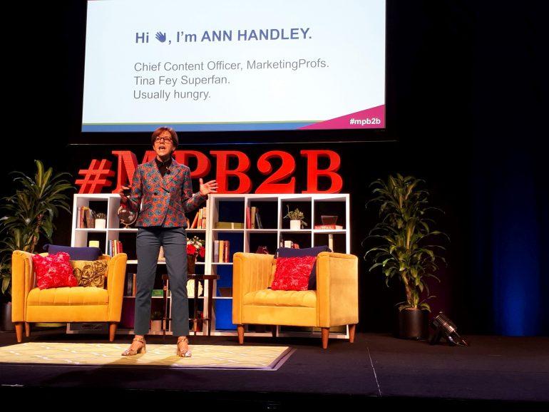 Ann Handley MarketingProfs