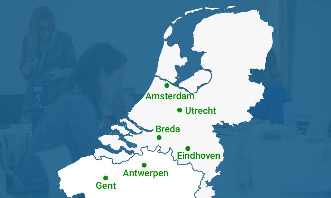 Frankwatching Trainingen uitbreiding naar België