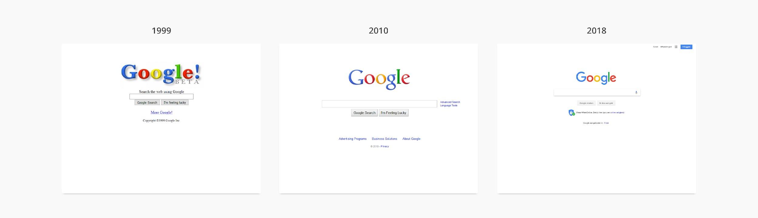 Google witruimte