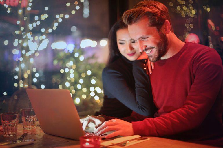 Online shoppen Kerst